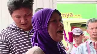 Sakit! Nada Kotto Jatuh Ketabrak Troli! I   Timbangan Rezeki. 17 (3/4)