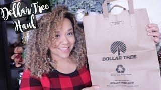 Dollar Tree Haul January 2019 SO MANY NEW FINDS!