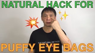 In this video I show you how I manage to greatly reduce my puffy ey...