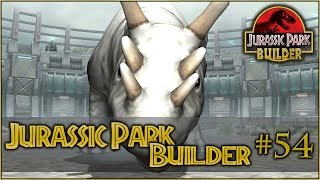 Jurassic Park Builder || GLACIAL BATTLE BEGINS! || Episode #54
