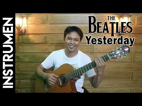 Yesterday Fingerstyle The Beatles