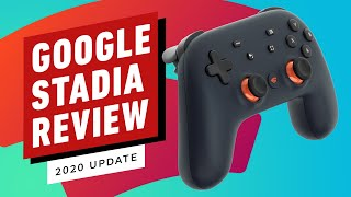 Google Stadia Review (2020 Update) (Video Game Video Review)