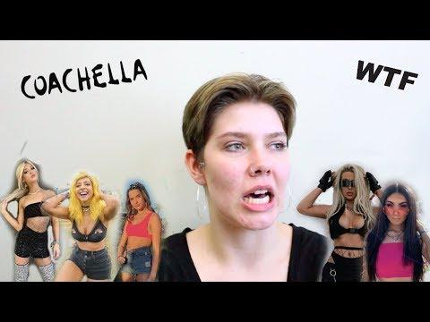 ROASTING COACHELLA OUTFITS 2019 thumbnail