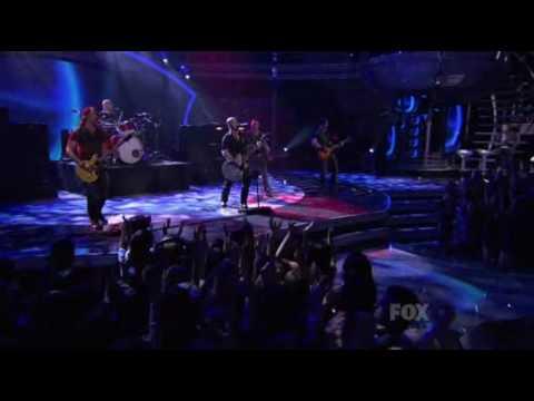 Daughtry - No Surprise (Live on American Idol Season 8 Top 4)