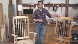 Learn About the ICDT Rocking Chair