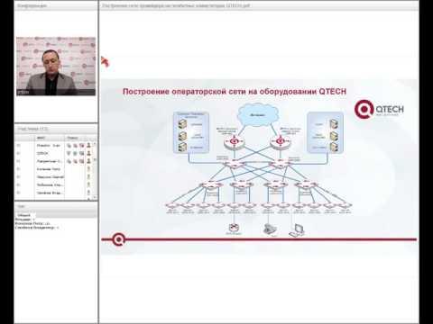 QTECH: Построение сети провайдера по технологии Ethernet
