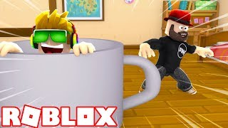 ROBLOX HIDE AND SEEK EXTREME / MY BEST HIDING SPOTS