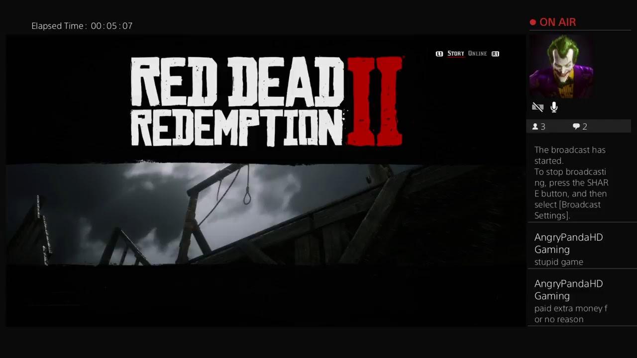 Red dead redemption 2 online error 0x99395004