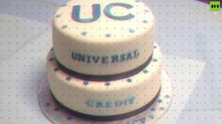 Download Video Universal Credit cakes cost £1,000 MP3 3GP MP4