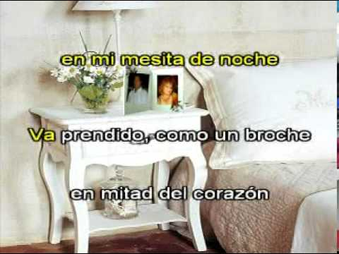 mesita de youtube On mesita de noche karaoke