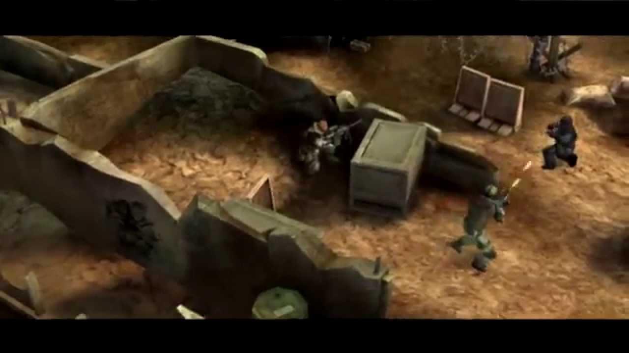 Killzone Liberation Psp Gameplay 2 Ppsspp Youtube