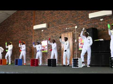 Alexandra  dancers ( South Africa)