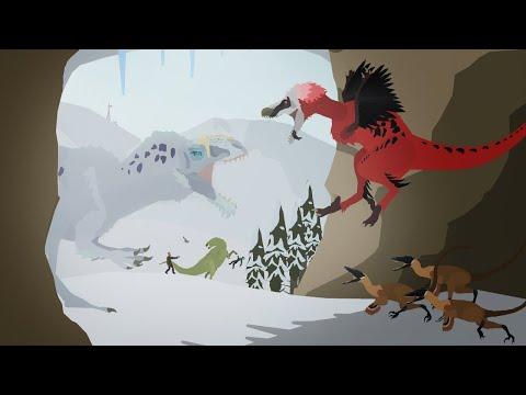 UEF - Wind, Ice and Gold | Pivot Animation Film