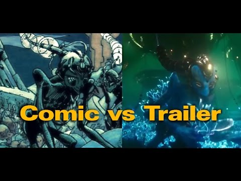 valerian and the city of a thousand planets trailer vs
