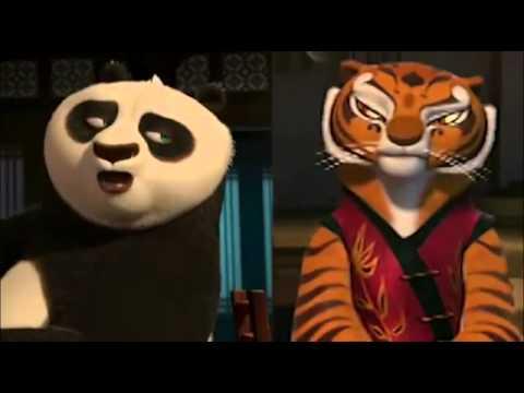кунг-фу панда картинки тигрица