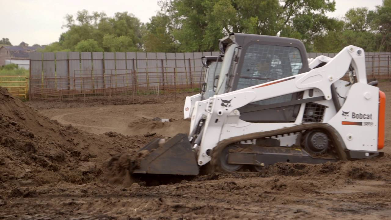 Watch It Work: Bobcat T590 Compact Track Loader