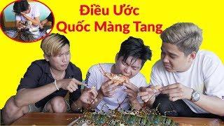 Black - Thực Hiện Điều Ước Của Anh Quốc // Vừa Ăn Vừa Khóc ( Dẫy Rầu )