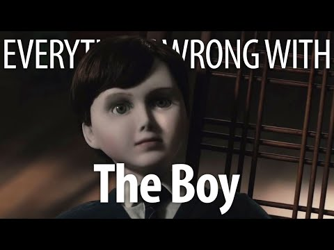 Everything Wrong With The Boy Scary Doll Minutes