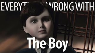 Everything Wrong With The Boy in Scary Doll Minutes