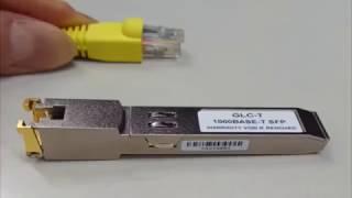 SFP ro RJ45 Module (UseCiscoRouterCable)