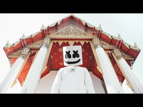 Marshmello finds Happiness In Thailand Mp3