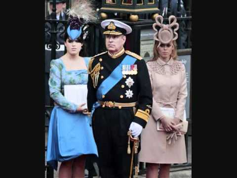Outrageous Royal Wedding Hats Youtube