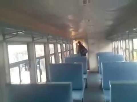 kalka shimla railway interior ac chair car youtube. Black Bedroom Furniture Sets. Home Design Ideas