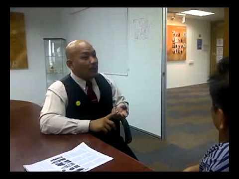Mr.Johan, VeMMA Malaysia Master Trainer bercerita berkenaan VeMMA Produk