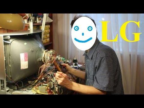 видео: Ремонт телевизора lg