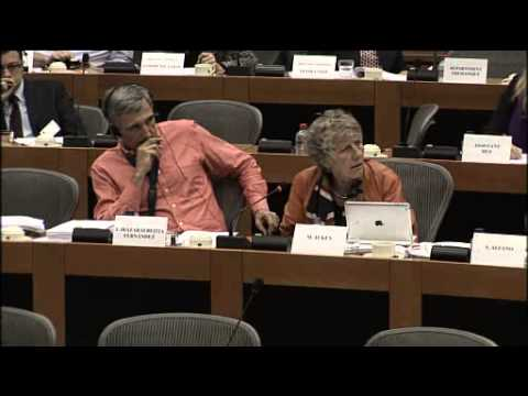 EU debate on fact-finding visit to Denmark, Sept. 2013.
