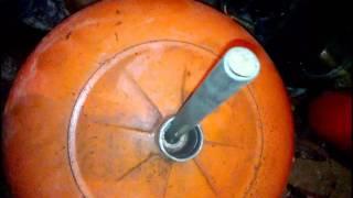 Жөндеу бетон араластырғышты өз қолымен немесе как поменять подшипник в бетономешалке