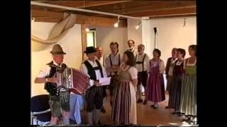 Oskar Wagner Zwiefacher I bin der Wirrt van Stoin