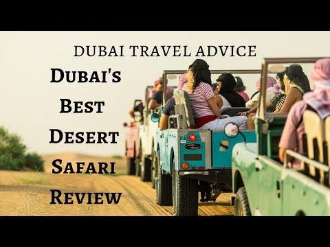 Best Desert Safari In Dubai - Top Desert Safari Companies Reviewed