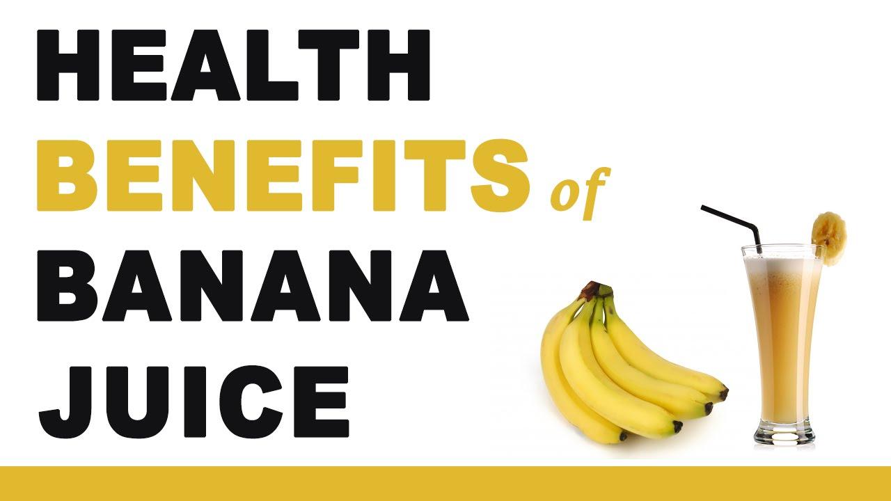 top health benefits of banana juice| hb times