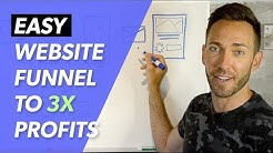 Website Sales Funnel Secrets to Triple Your Profits