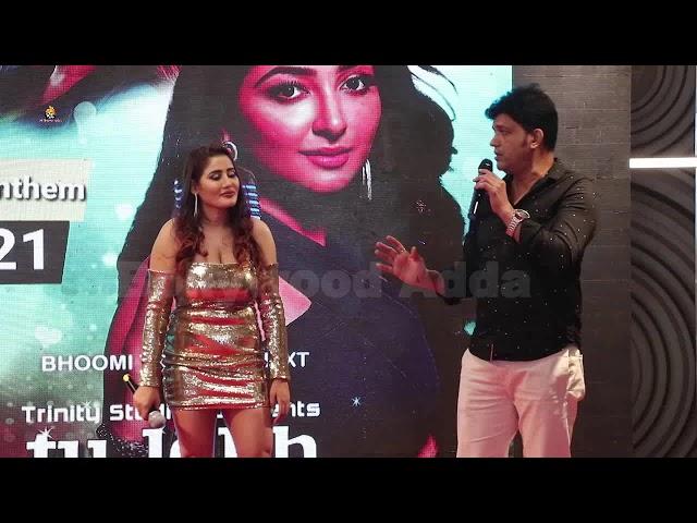 Soniya Singh & Gurmeet Kaur - Exclusive Chit Chat - Tu Lakh Nu Hila De Song Launch