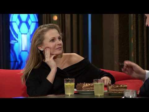 1. Michaela Badinková - Show Jana Krause 14. 2. 2018