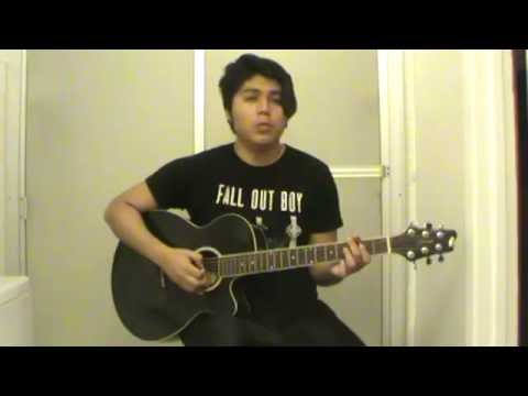 Rusted from the Rain - Billy Talent acoustic cover