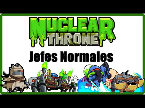 Normal Bosses | Nuclear Throne