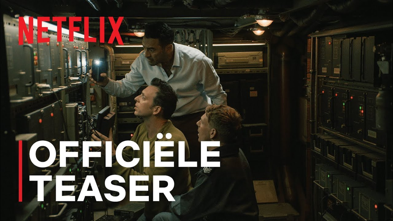 Into the Night: Seizoen 2   Officiële teaser   Netflix