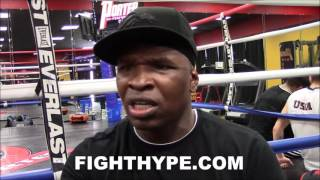 KENNY PORTER CONCERNED KEITH THURMAN MAY REINJURE HIMSELF; EXPLAINS WHY HE DIDN'T LIKE WHAT HE HEARD