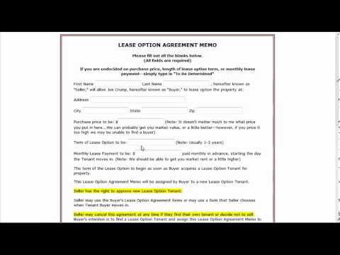 Sellers Will Sign Over Their Property To You Before You Speak To - how to sign a memo