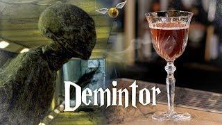 Коктейль DEMINTOR / Гарри Поттер. [Let's Drink Show]