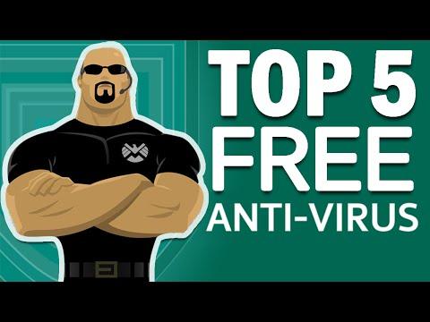 Top 5 Best FREE AntiVirus for Windows PC 2016
