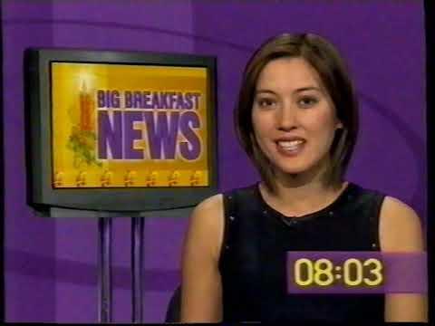The Big Breakfast - News Headlines - 21st Dec 2000