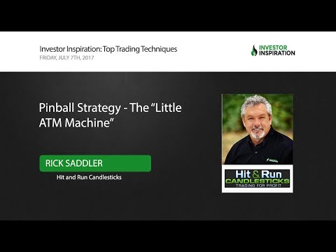 "Pinball Strategy - The ""Little ATM Machine"" 