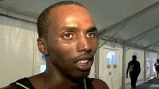 Said Ahmed Interview US-Somalian Olympic Hopeful