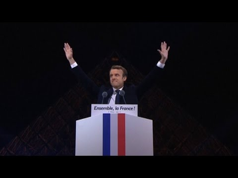 Neoliberal Investment Banker Macron Defeats Openly Xenophobic & Racist Le Pen in French Election