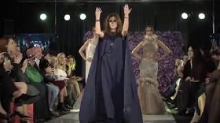 Naira Arutyunian. Al Arabia Fashion Days 2018. Коллекции Royal Orient и Sirena