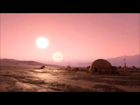 Star Wars Soundtrack  Relaxing Beautiful Calm Music Mix